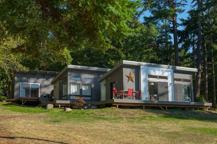 Modern Cabin Retreat - Quilcene - Kabin