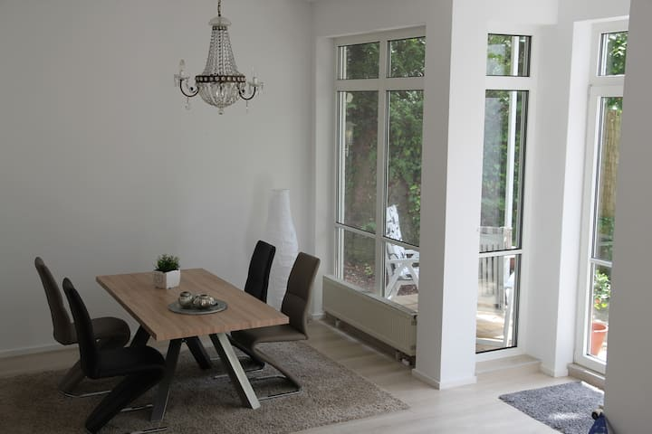 Comfortable Flat near by Frankfurt/Main (Hessen)
