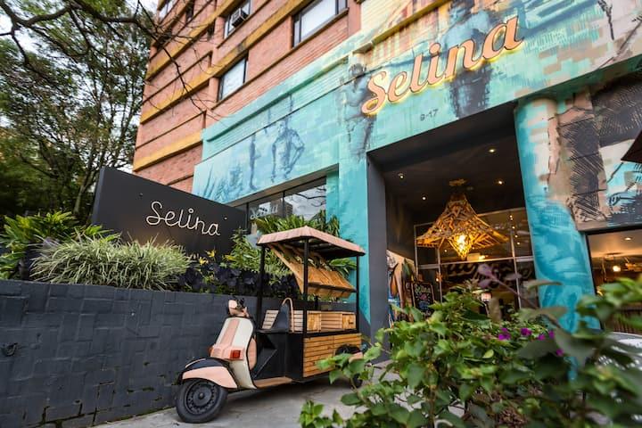Selina Medellin - Small Room