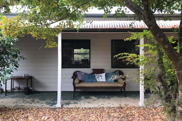 The Bungalow is in beautiful Wollombi