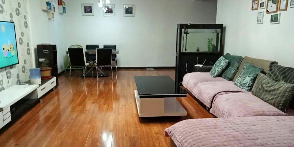 天水师范学院晰雅之家温馨公寓