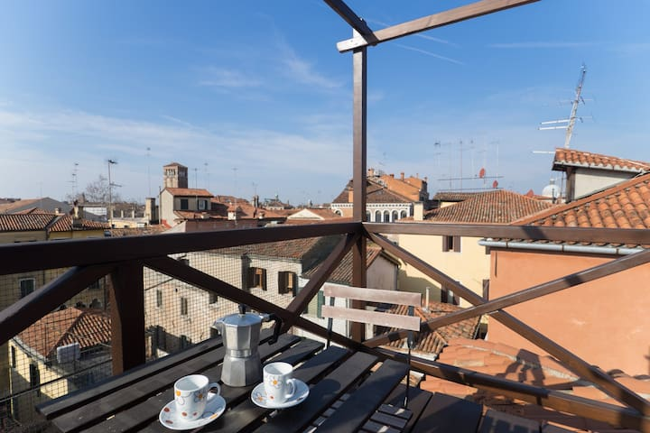 Venice  Altanella charming rooftop   M0270429017