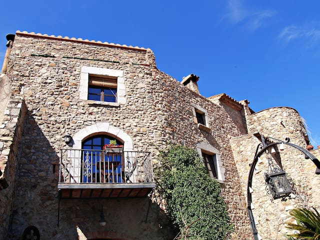 A house in a magnificent castle - Capmany - Castell