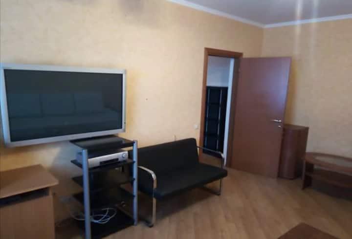 Просторная квартира на Варшавском шоссе