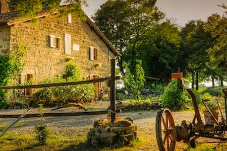 Tuscany Organic farm Sant'Egle - Sorano - 独立屋