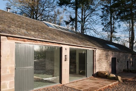 Rural Sawmill Cottage - Perthshire. - Perth - Cabana