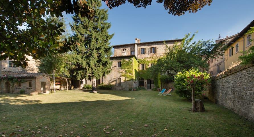 Historic Villa with private garden