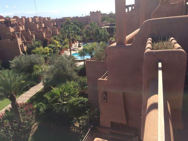 Al Qantara Apartment - Marrakesh - Appartement