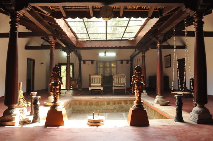 The Courtyard Chikkamagaluru 1