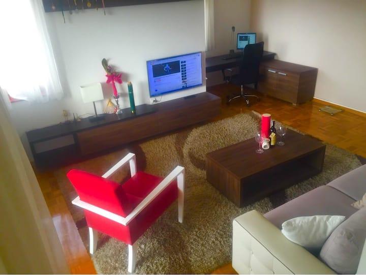 Amazing apartment in Sarajevo