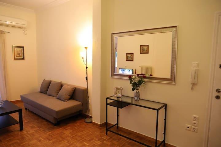 Eftichia's Apartment