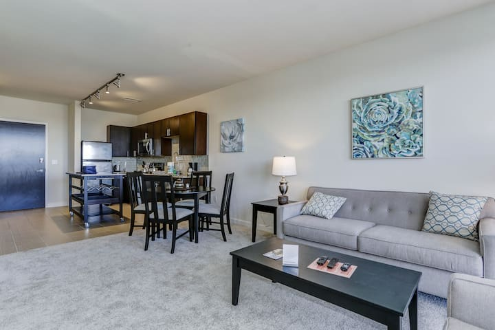 1-bedroom Apartment in Vienna with Game Room