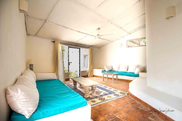 Sea View Suite at Baobab Beach House