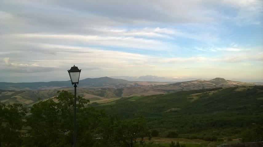 La Terrazza sulla Val d'Orcia, Tuscany - Castiglione D'orcia - House