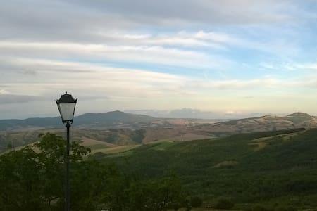 La Terrazza sulla Val d'Orcia, Tuscany - Castiglione D'orcia