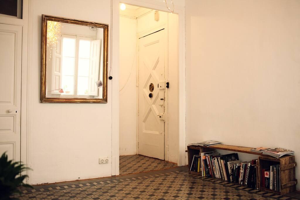 Entrance/hall