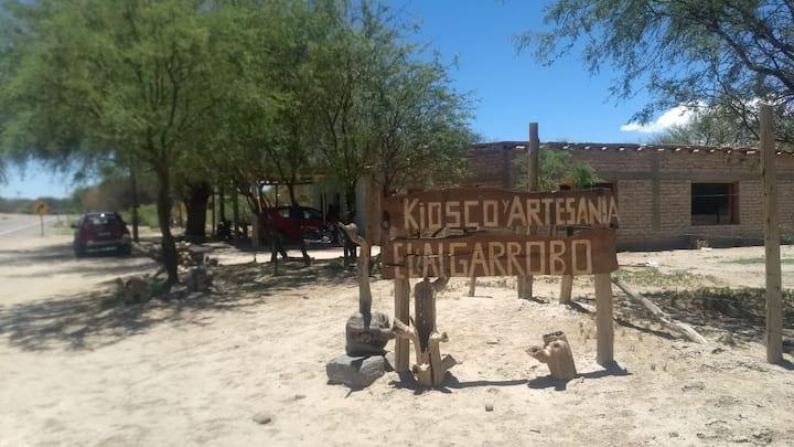 Camping- El Algarrobo de Quilmes