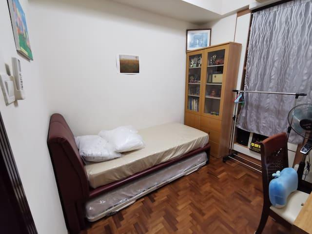 Restful Single Room in Terrace House