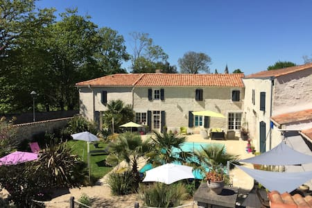 Villa Sud Vendée//La Rochelle//Puy du Fou - 4**** - Mouzeuil-Saint-Martin - Villa