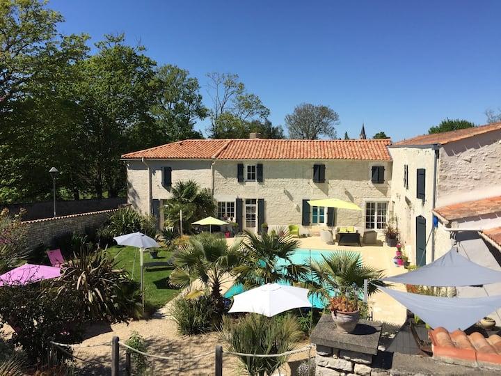 Villa Sud Vendée//La Rochelle//Puy du Fou - 4****