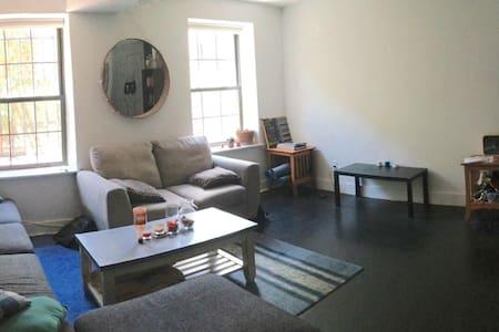 Good room. Beautiful apartment. Amazing location. - Brooklyn - Apartment