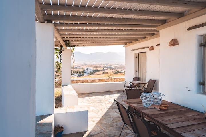 Traditional Paros House