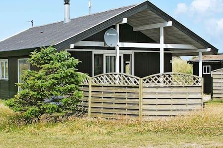 Modern Holiday Home at Frøstrup with Sauna