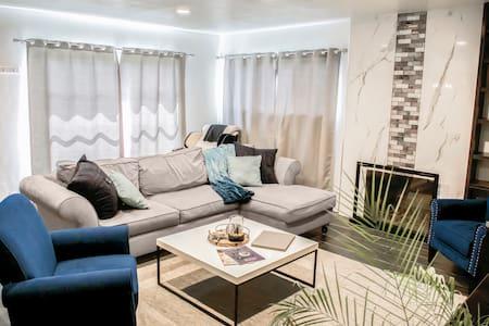 Modern Glam Beach House Getaway in Ventura