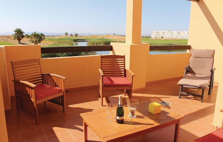 Holiday apartment with 2 bedrooms on 48 m² in Roldán