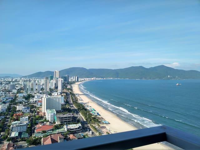 Ann 3 ➖Ocean View apt ➖ 1 min to My Khe Beach