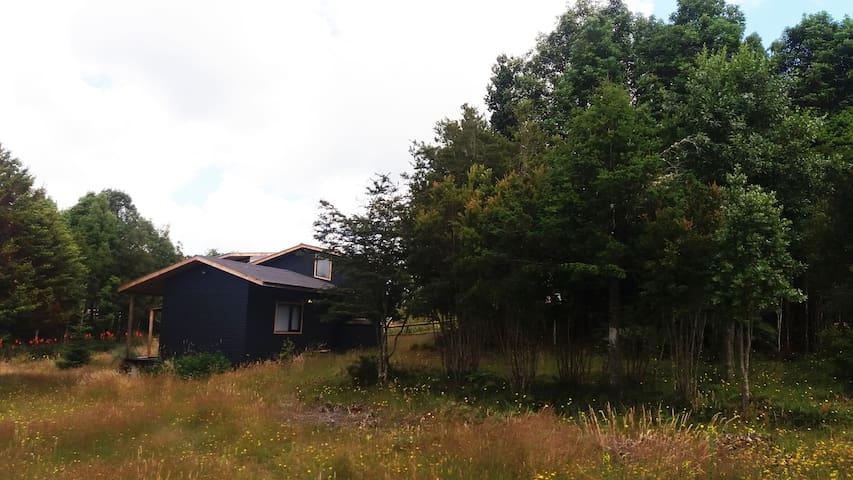 Maravillosa Casa de descanso en el Sur de Chile