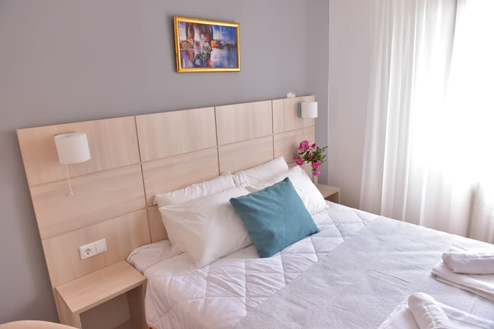 Vila Vlae double room with spa bath