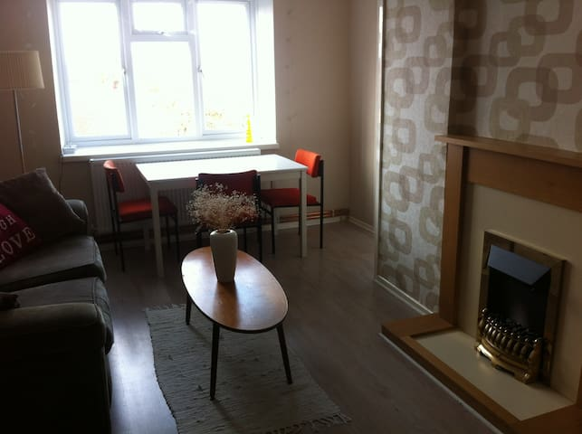 Spacious and peaceful flat. - Royal Leamington Spa - Flat