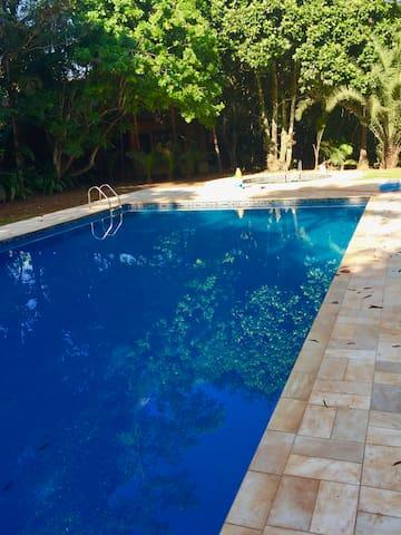 MORADA DAS ORQUÍDEAS - Jardim Martineli - Suite