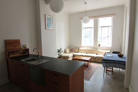 Character Apartment in the City Centre - Auckland