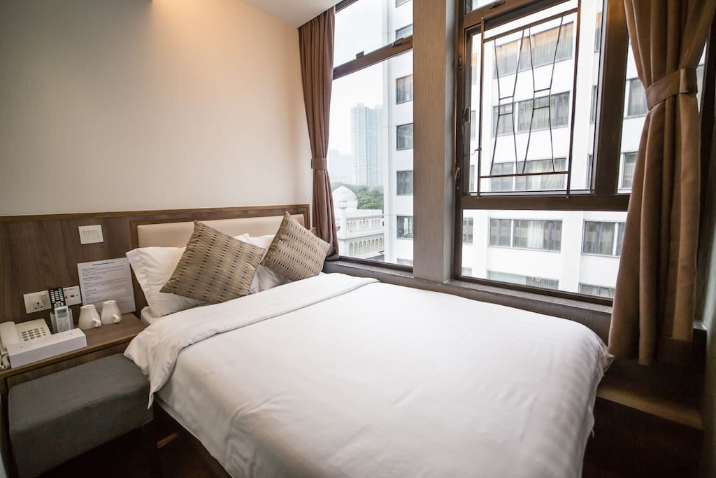 Ensuite Double Bedroom In City 3 Apartments For Rent In Hong Kong Kowloon Hong Kong