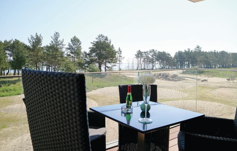 Holiday apartment with 1 bedroom on 57m² in Prora/Rügen