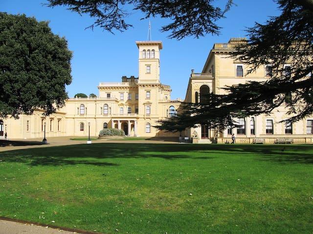 Osborne Cottage Royal Estate, Luxurious Apartment