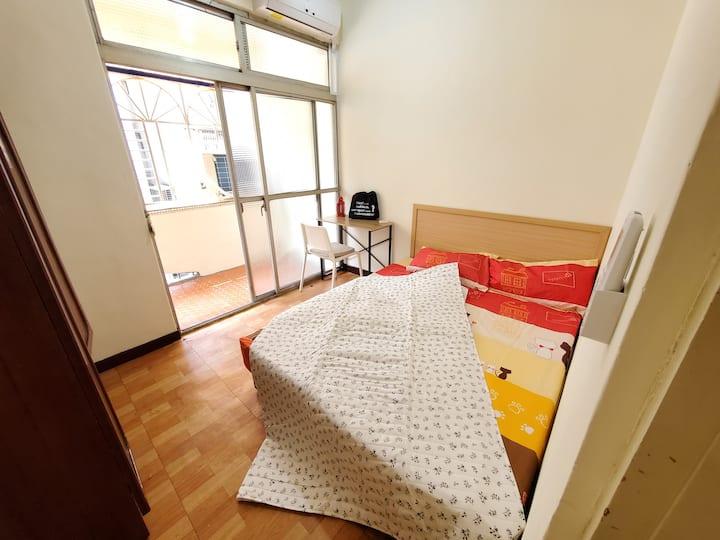 信義區101世貿捷運站5分鐘共生公寓2