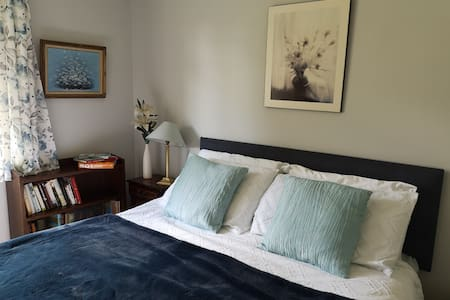 Double room in house in quiet location.
