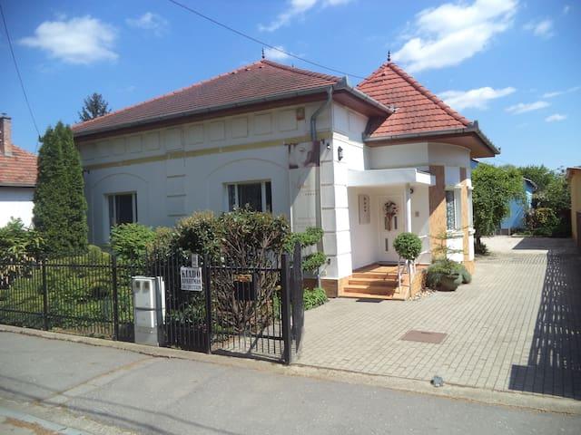 Ágnes Apartman-Otthonos,gyerekbarát - Hódmezővásárhely - Casa