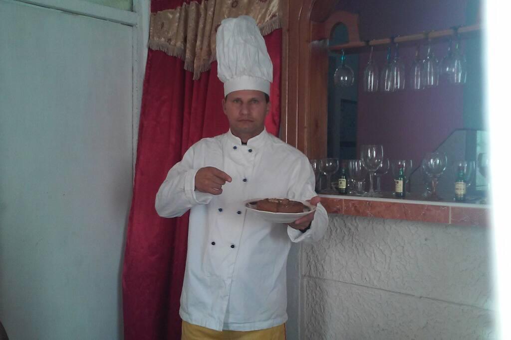 Llovizna el chef