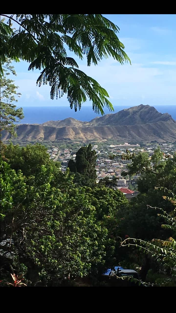 Luxury Retreat On Maunalani Heights Honolulu