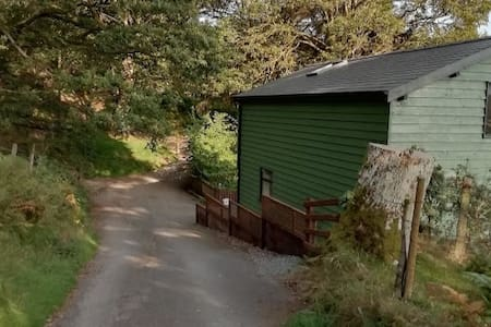 The Shed, Galedrhyd, Elan Valley