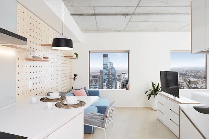City living medium studio