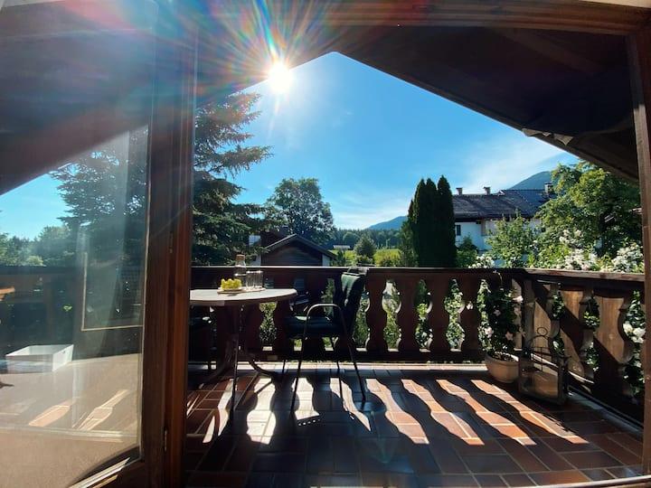 Traumhaft gemütliche 90qm Alpenwohnung
