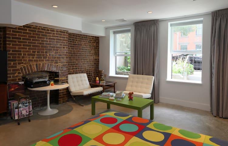 The Hoboken Hideaway - Hoboken - Appartement
