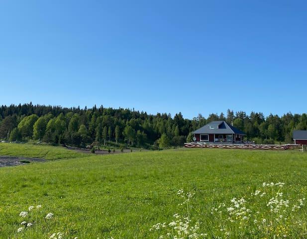 Уютный дом на ферме