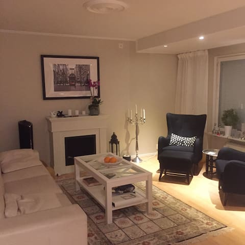 Feel at home in a cozy flat - Lund - Apartmen