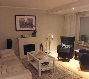Feel at home in a cozy flat - Lund